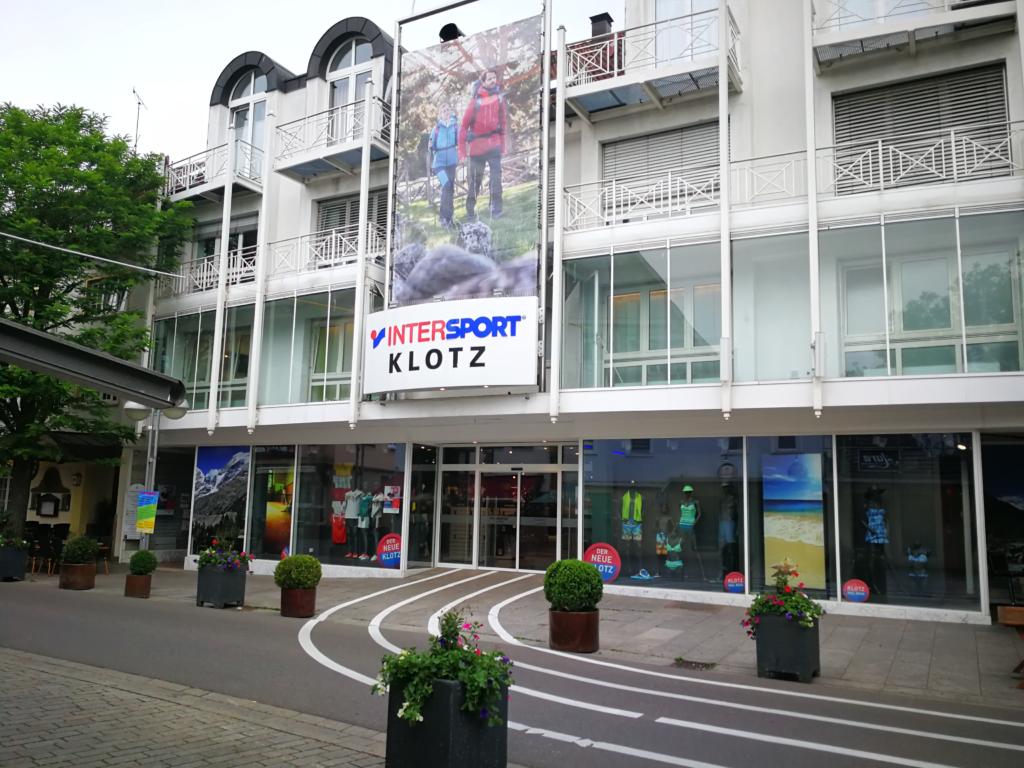 Intersport Klotz am Wettbachplatz